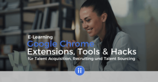E-Learning- DigiPros Google Chrome Extensions - Tools und Hacks