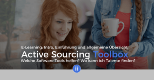 E-Learning- DigiPros - Sourcing Toolbox - Intro und Übersicht