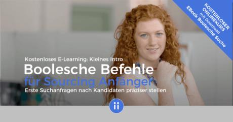 Kostenloses E-Learning - DigiPro - Grundlagen Boolesche Suche mit EBook