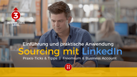 Sourcing mit LinkedIn