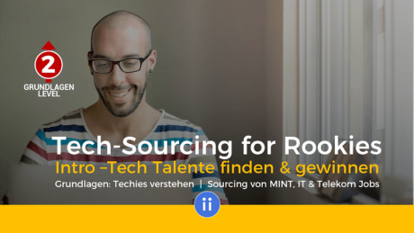 Tech Sourcing for Rookies