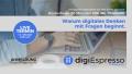 Warum digitales Denken mit Fragen beginnt - DigiEspresso
